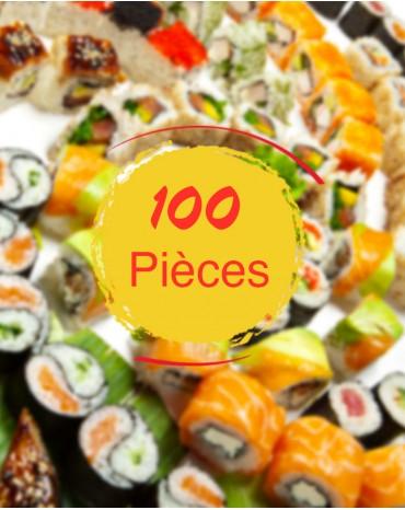 Assortiment 100 pièces