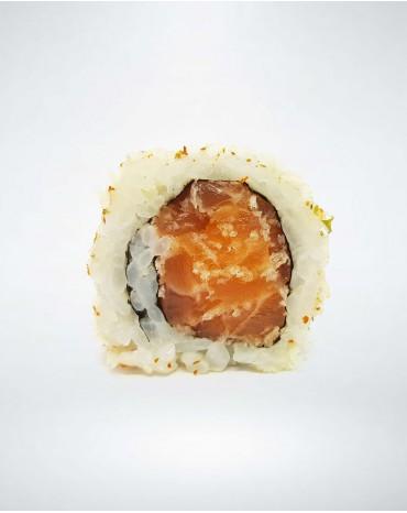 Crunchy saumon
